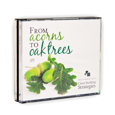 From Acorns to Oak Trees